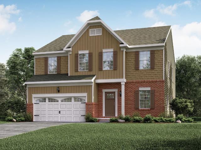 3 Bed, 2 Bath New Home Plan In Monaca, Pa