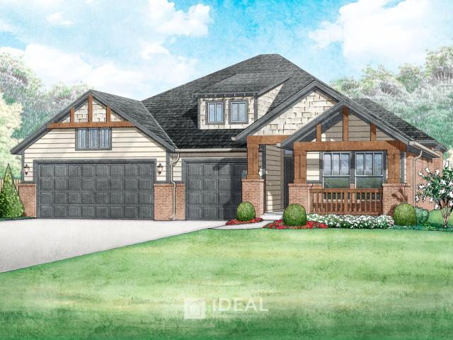 3 Bed, 2 Bath New Home Plan In Moore, Ok
