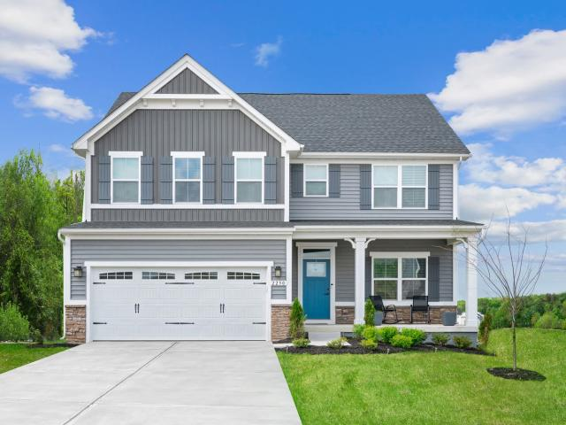 3 Bed, 2 Bath New Home Plan In Moore, Sc