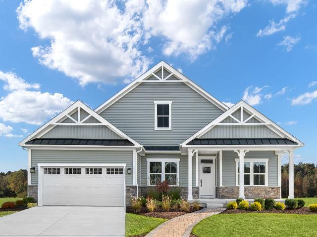 3 Bed, 3 Bath New Home Plan In Mount Airy, Md