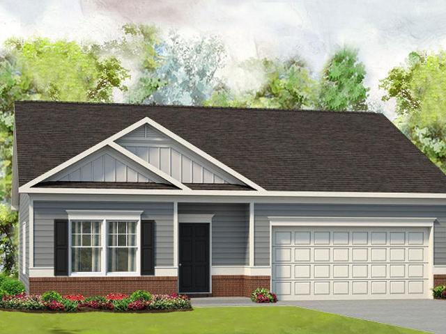 3 Bed, 2 Bath New Home Plan In Mount Olive, Al