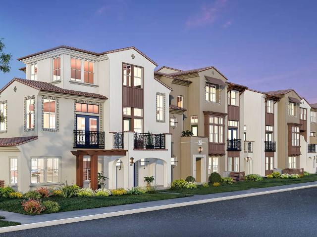 3 Bed, 2 Bath New Home Plan In Mountain View, Ca