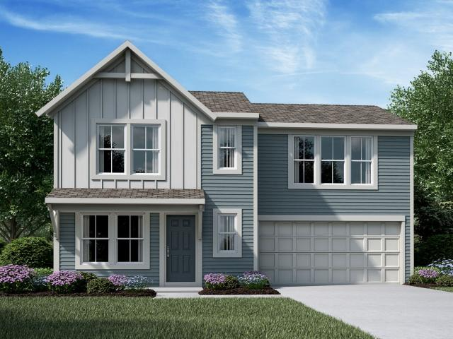 3 Bed, 2 Bath New Home Plan In Mt Washington, Ky