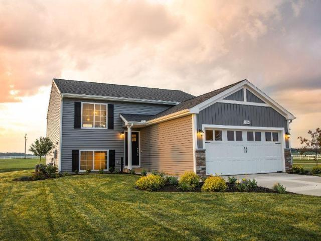 3 Bed, 2 Bath New Home Plan In Muskegon, Mi