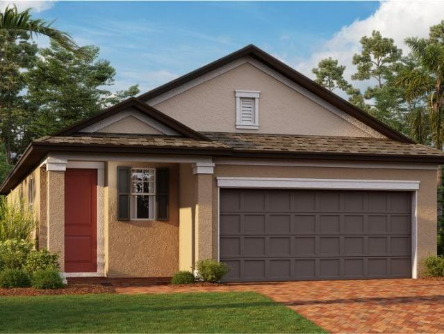 3 Bed, 2 Bath New Home Plan In New Port Richey, Fl