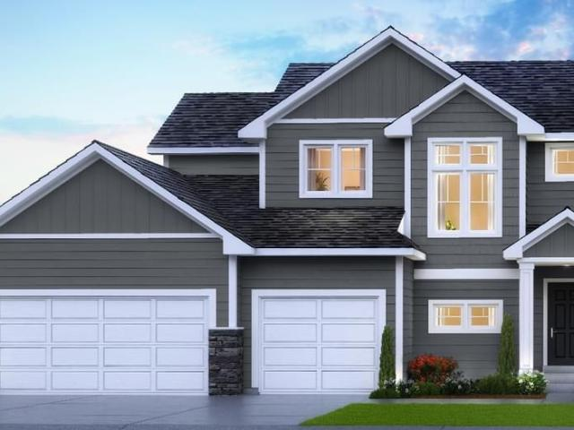 3 Bed, 2 Bath New Home Plan In New Richmond, Wi