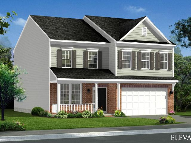 3 Bed, 2 Bath New Home Plan In New Stanton, Pa