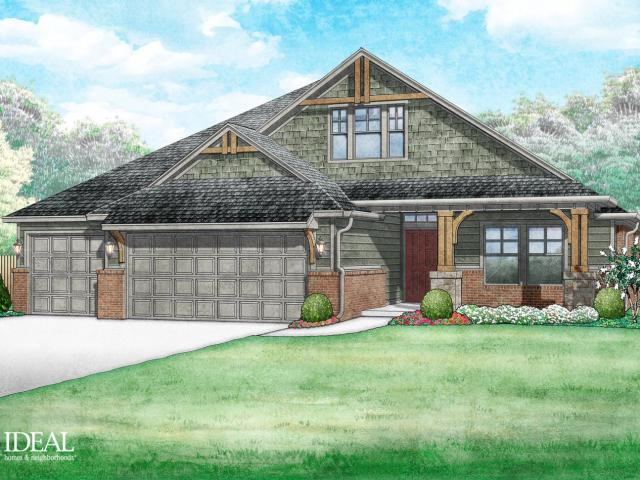 3 Bed, 2 Bath New Home Plan In Norman, Ok
