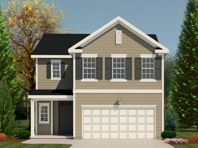 3 Bed, 2 Bath New Home Plan In North Augusta, Sc