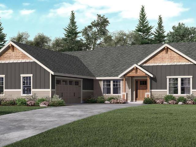 3 Bed, 2 Bath New Home Plan In North Bend, Wa