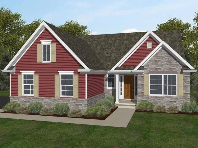 3 Bed, 2 Bath New Home Plan In North East, Md
