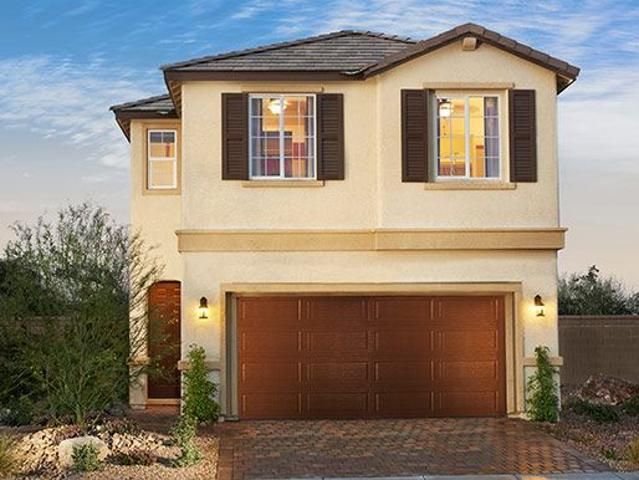 3 Bed, 2 Bath New Home Plan In North Las Vegas, Nv