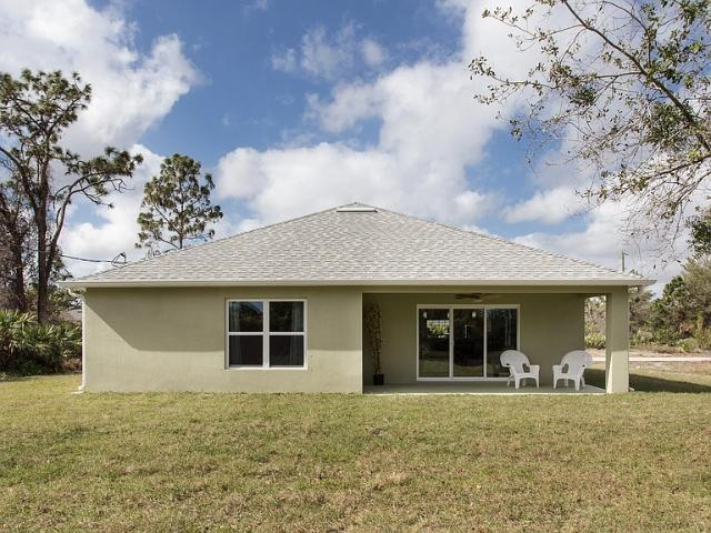 3 Bed, 2 Bath New Home Plan In North Port, Fl