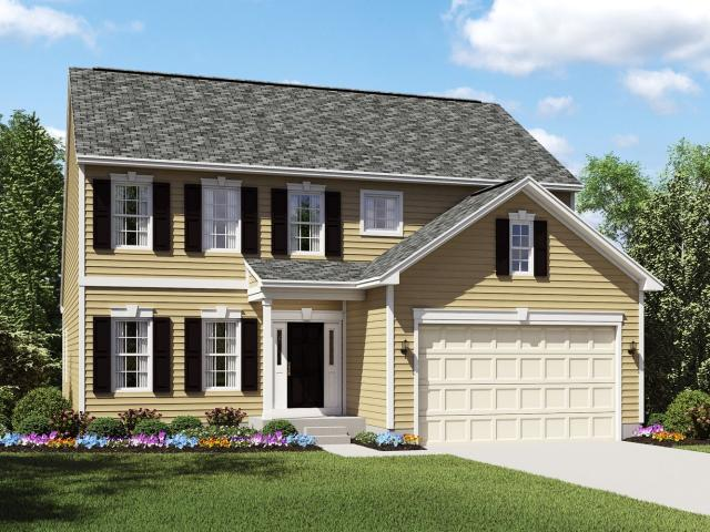 3 Bed, 2 Bath New Home Plan In North Ridgeville, Oh