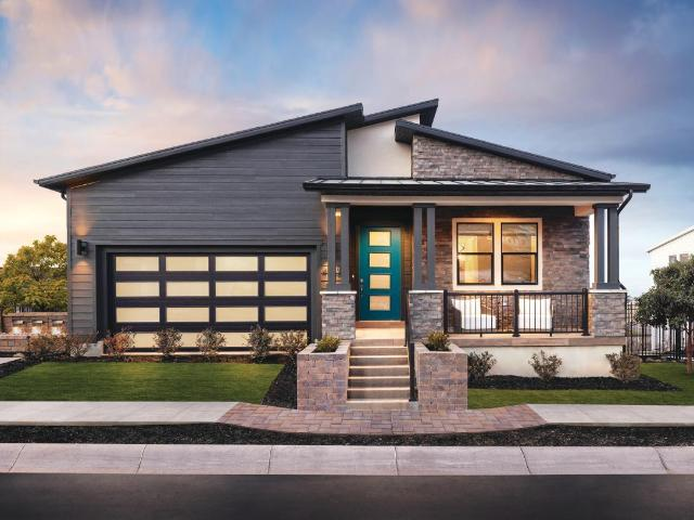 3 Bed, 2 Bath New Home Plan In North Salt Lake, Ut