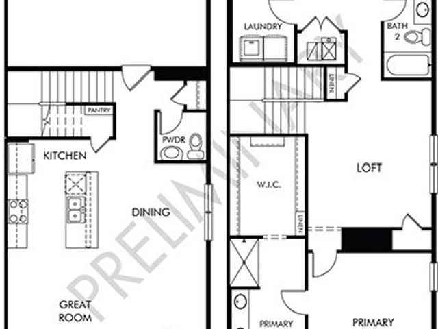 3 Bed, 2 Bath New Home Plan In Northglenn, Co