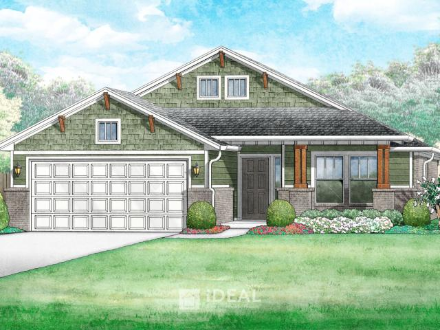 3 Bed, 2 Bath New Home Plan In Oklahoma City, Ok