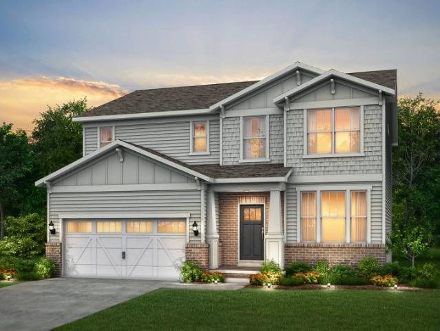 3 Bed, 2 Bath New Home Plan In Olmsted Falls, Oh