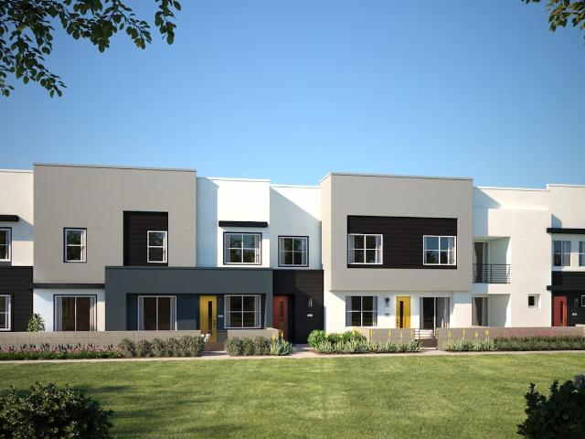 3 Bed, 2 Bath New Home Plan In Ontario, Ca