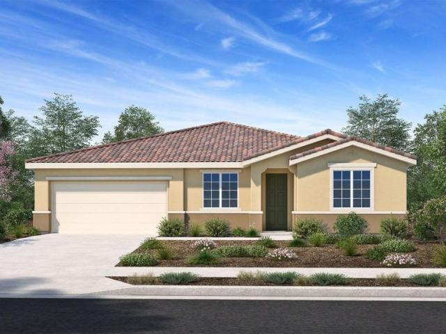 3 Bed, 2 Bath New Home Plan In Palmdale, Ca