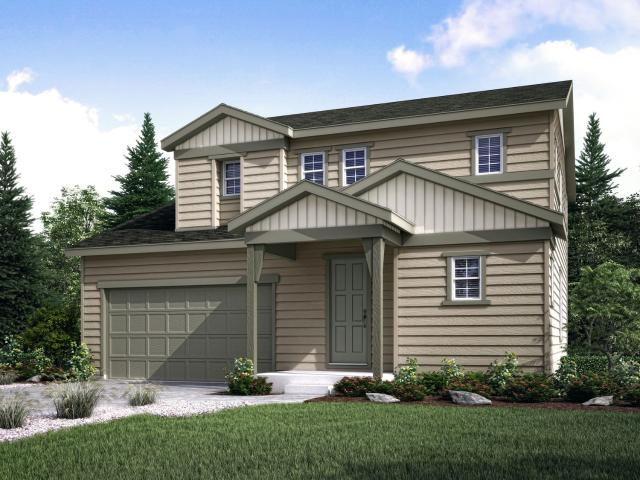 3 Bed, 2 Bath New Home Plan In Parker, Co