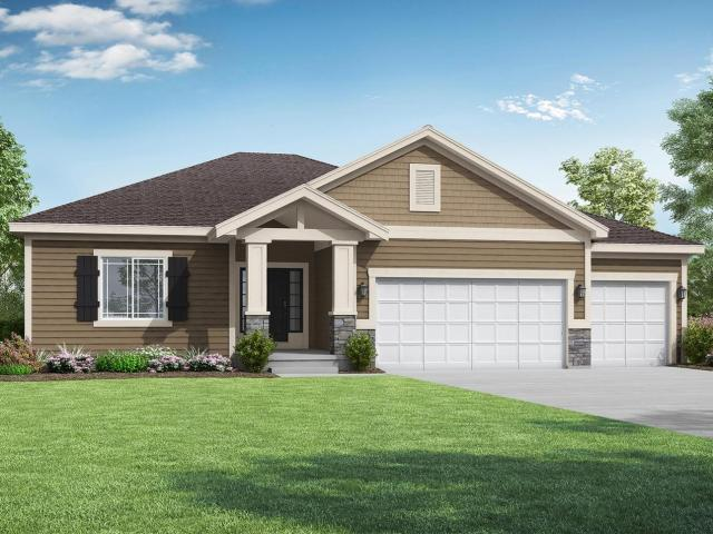 3 Bed, 2 Bath New Home Plan In Parkville, Mo