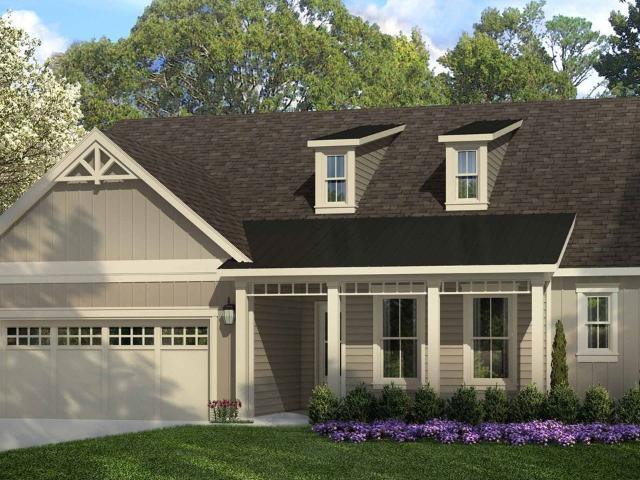 3 Bed, 2 Bath New Home Plan In Peachtree City, Ga