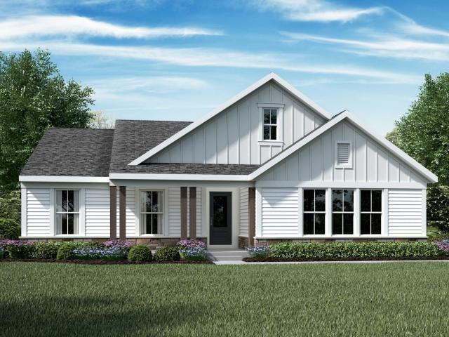 3 Bed, 2 Bath New Home Plan In Plain City, Oh