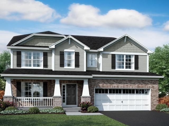 3 Bed, 2 Bath New Home Plan In Plainfield, Il