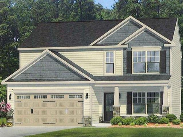 3 Bed, 2 Bath New Home Plan In Pleasant Garden, Nc