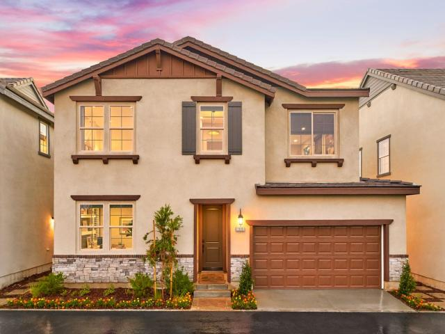 3 Bed, 2 Bath New Home Plan In Pomona, Ca