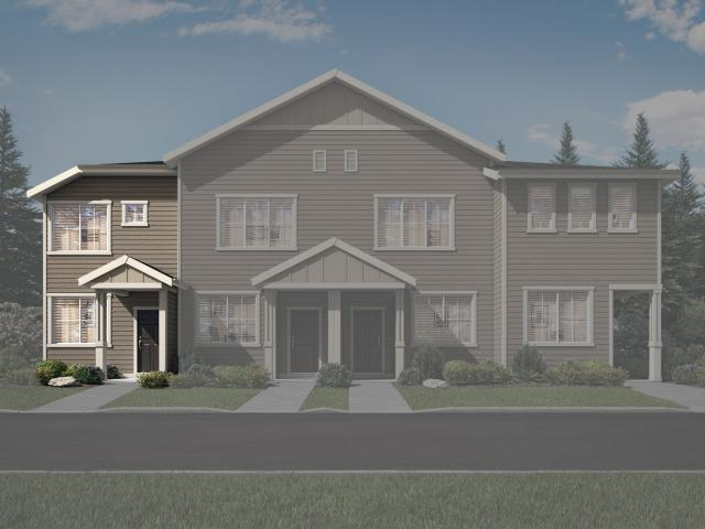 3 Bed, 2 Bath New Home Plan In Portland, Or