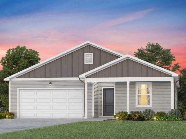 3 Bed, 2 Bath New Home Plan In Raleigh, Nc