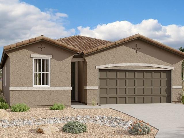 3 Bed, 2 Bath New Home Plan In Red Rock, Az