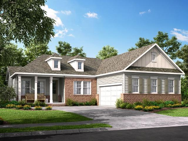 3 Bed, 2 Bath New Home Plan In Rock Hill, Sc