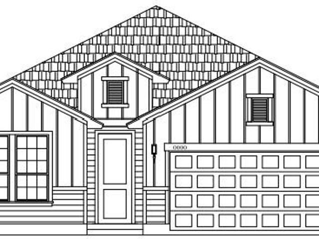 3 Bed, 2 Bath New Home Plan In Rockport, Tx