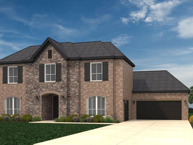 3 Bed, 2 Bath New Home Plan In Rogers, Ar