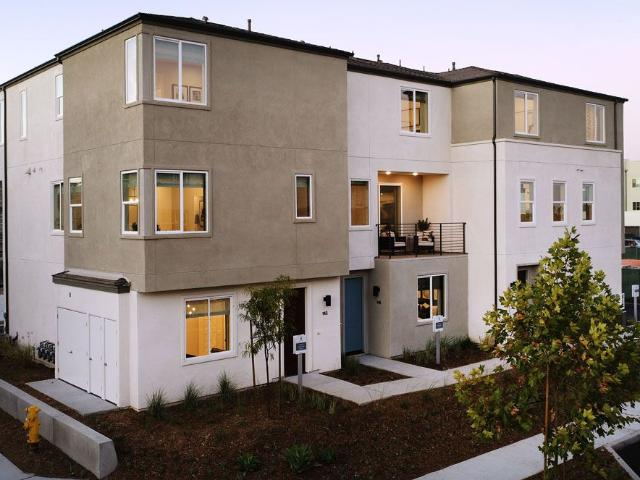 3 Bed, 2 Bath New Home Plan In San Diego, Ca