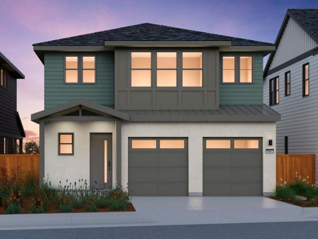 3 Bed, 2 Bath New Home Plan In San Mateo, Ca