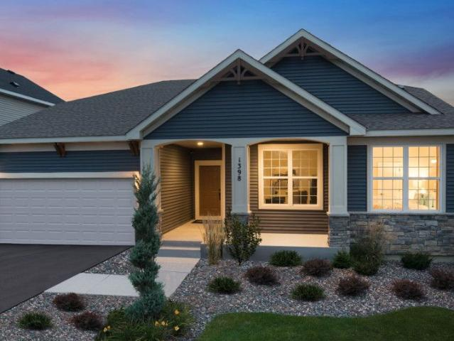 3 Bed, 2 Bath New Home Plan In Savage, Mn
