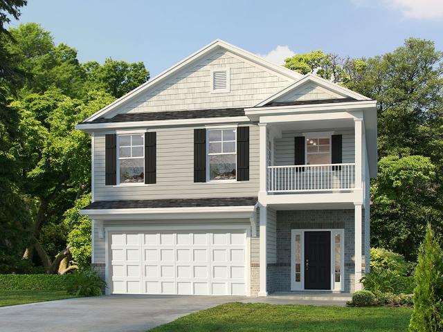 3 Bed, 2 Bath New Home Plan In Savannah, Ga
