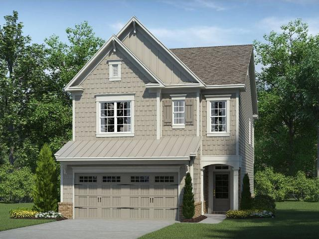 3 Bed, 2 Bath New Home Plan In Scottdale, Ga