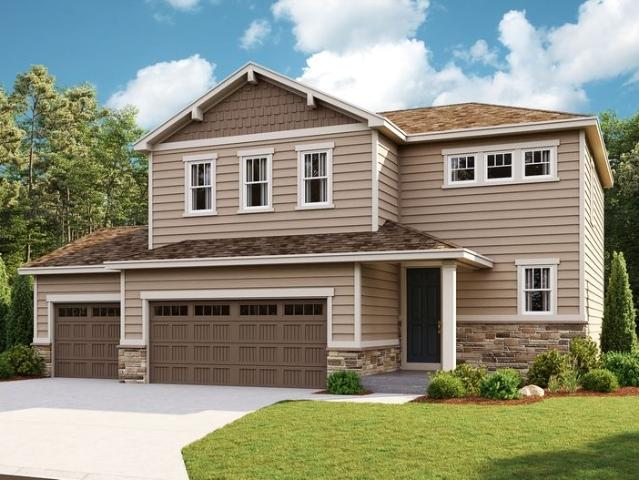 3 Bed, 2 Bath New Home Plan In Severance, Co