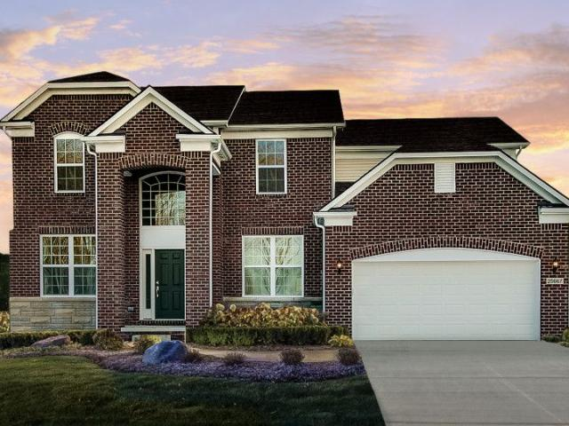 3 Bed, 2 Bath New Home Plan In Shelby Township, Mi