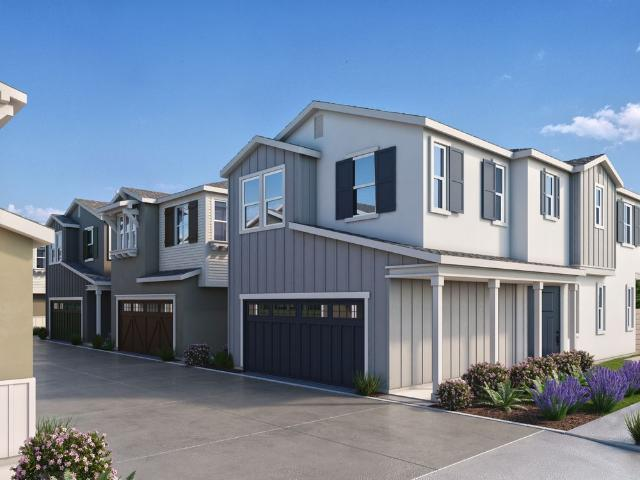 3 Bed, 2 Bath New Home Plan In Signal Hill, Ca