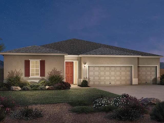 3 Bed, 2 Bath New Home Plan In Sparks, Nv