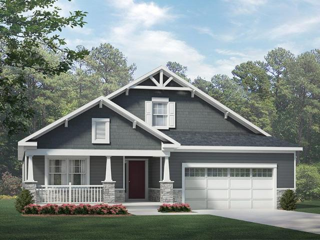 3 Bed, 2 Bath New Home Plan In State College, Pa