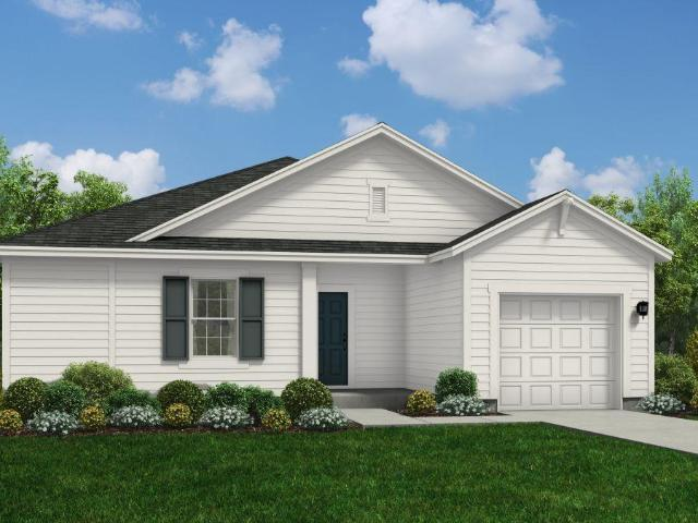 3 Bed, 2 Bath New Home Plan In Stedman, Nc