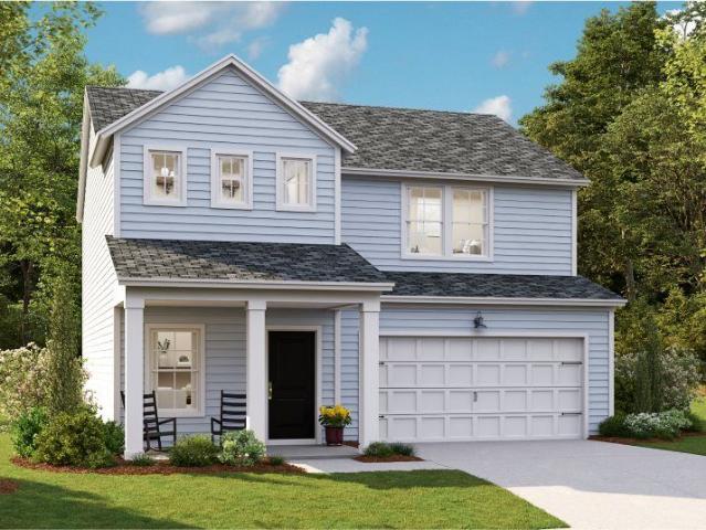 3 Bed, 2 Bath New Home Plan In Summerville, Sc