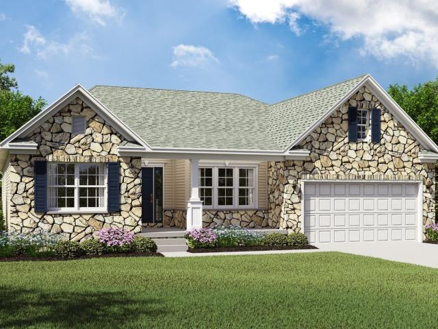 3 Bed, 2 Bath New Home Plan In Sunbury, Oh